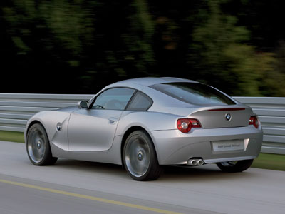 2005 Bmw H2r. BMW Z4 Coupe | Concept Cars