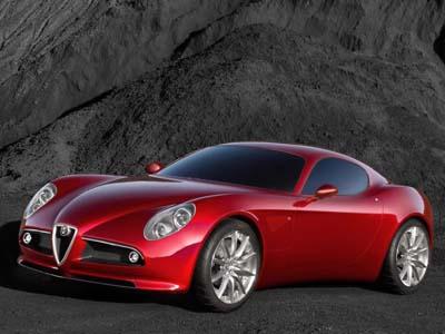 Alfa-Romeo Competizione
