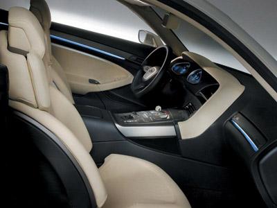Audi Nuvolari Quattro Concept Cars Diseno Art
