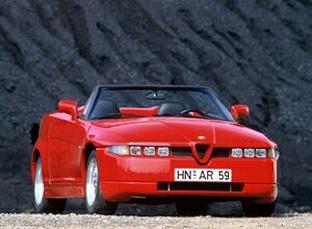 Piece RZ : pieces Alfa Romeo RZ moins chères