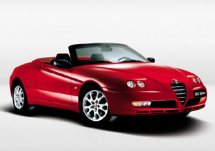Alfa Romeo Spider Lusso Final Edition