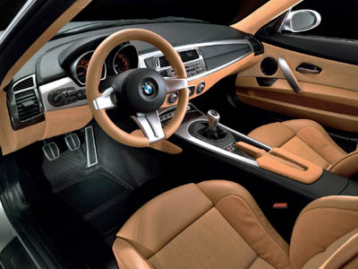 Bmw Z4 Coupe Concept Cars Diseno Art