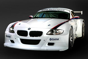 BMW Z4 M Coupe Motorsport kit