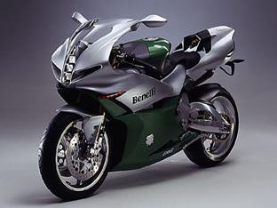 Benelli Bikes Novecento