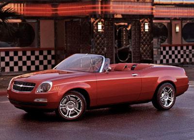 Chevrolet Belair | Concept Cars