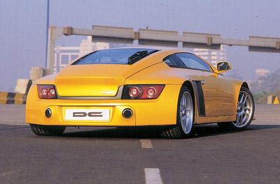 Dc Design Go Concept Cars Diseno Art