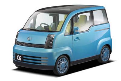 Daihatsu ai | Concept Cars | DisenoArt