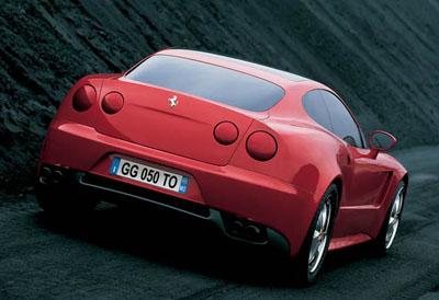 2012 Ferrari GG50 Concept