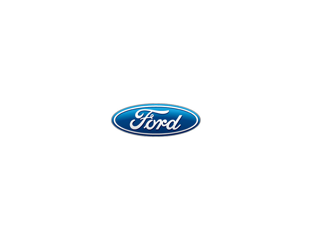 Ford Badge Wallpaper