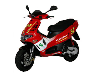 Gilera Runner Racing Replica