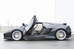 Lamborghini Doors Open