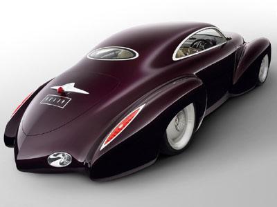 Holden Efijy rear Modifiyeli İlginç Araç Tasarımları