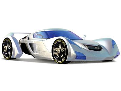 Kia Sidewinder Concept Cars DisenoArt - Cool kia cars
