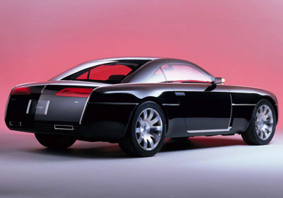 Home > Concept cars > Lincoln Mark 9 Coupe