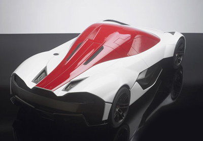 McLaren M Eleven B | Concept Cars | Diseno-Art