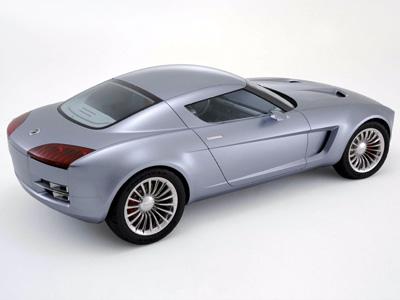 Mercury concept cars
