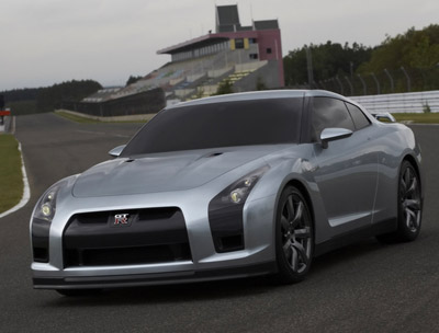 Skyline on Nissan Gt R Proto Track Jpg