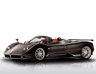 Pagani Zonda F Roadster Sports Cars
