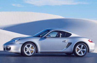 Porsche Cayman | Car Rental