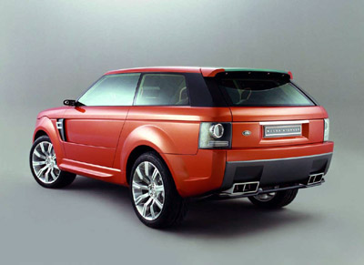 Land Rover Stormer concept