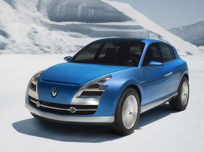 Renault Egeus concept SUV