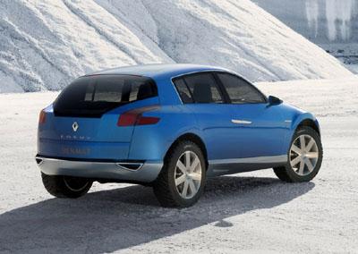 Renaut Egeus Concept Cars Diseno Art