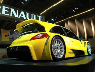 Renault Megane Trophy | Sports Cars