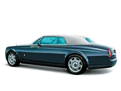 Rolls - Royce 100 EX concept