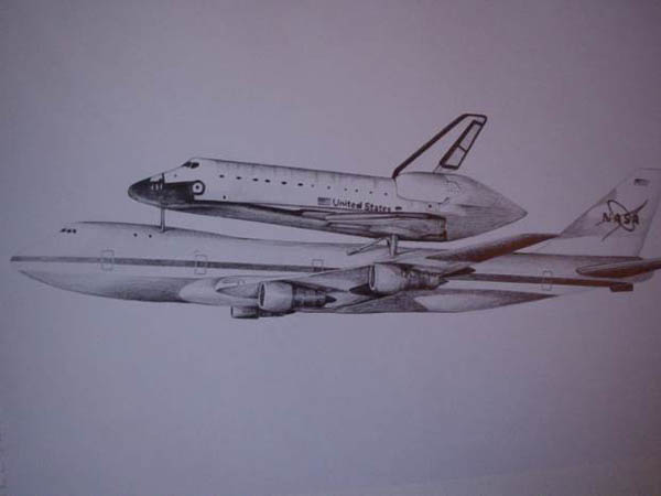 space shuttle controls drawings - photo #22