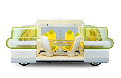 Suzuki Mobile Terrace Concept Cars Diseno Art