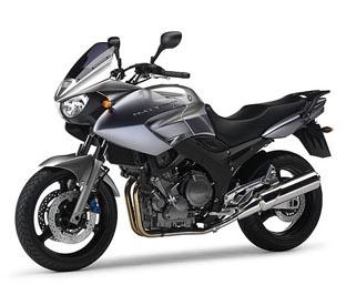 Yamaha TDM 900 Motorcycle