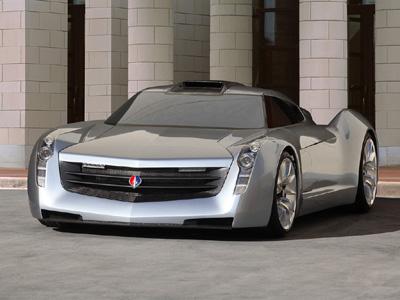turbine car depiction