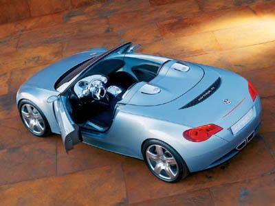 Volkswagen R concept