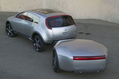 Nissan Actic Concept car