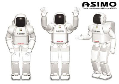 Robot Humanoide Honda Honda Asimo Robot