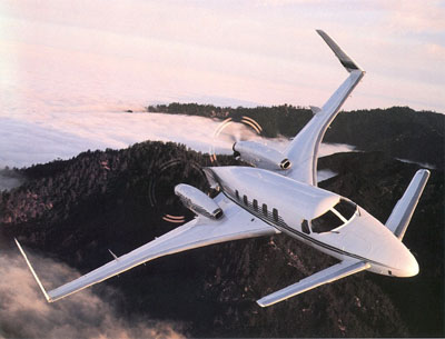 Beautiful and Ugly Machines: Beechcraft Starship
