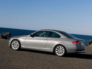 BMW I Coupe Sports Cars - 2007 bmw 335i coupe