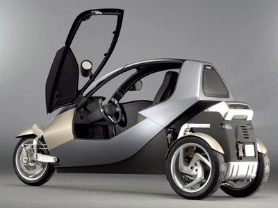 CLEVER (Compact Low Emission VEhicle for uRban transport)