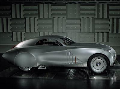 BMW Mille Miglia Concept Coupe | Concept Cars | Diseno-Art