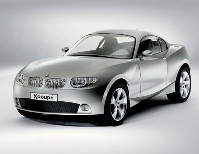 Bmw X Coupe Concept Cars Diseno Art