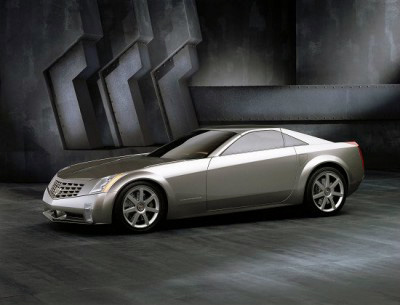Cadillac Dealerships Cadillac Sixteen Concept Car