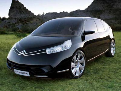 Citroen on Home Concept Cars Citroen C Airlounge Concept Cars Citroen C Airlounge