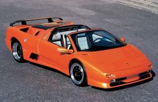 Lamborghini Diablo Sv Roadster Sports Cars