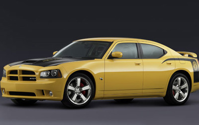 Dodge charger SRT-8 Super Bee concept