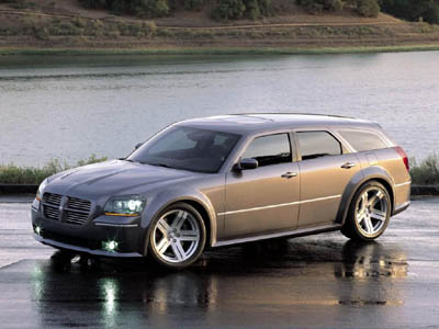 one of a kind Dodge Magnum
