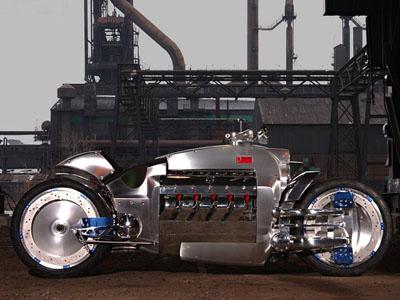Dodge Tomahawk Concept Motorcycles