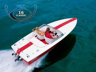 Donzi Classic 16 Boats