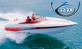 Speed Boat: Donzi Speed Boat