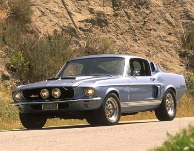 Ford Shelby Gt500 on The 1967 1968 Shelby Gt500 Was The Most Aggressive Shelby Mustang Of