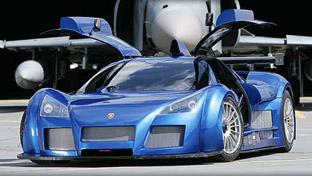 Gumpert Apollo Sports Cars